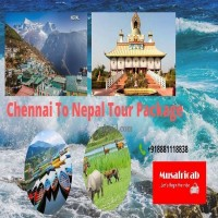 Chennai to Nepal Tour Packages Nepal Tour Packages from Chennai